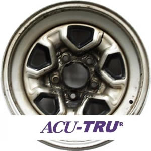 "15"" Chevrolet GMC Steel Wheel Rim - 1317"