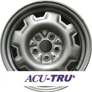 "14"" Dodge Caravan, Chrysler Lebaron Steel Wheel Rim - 1413"