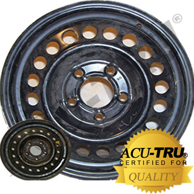 15x4 GM Steel Wheel Rim - 1430