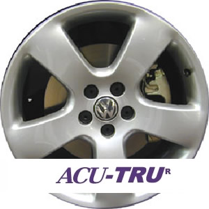 "17"" Volkswagen Beetle Wheel Rim - 17122"