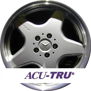 "17"" Mercedes SL500 Wheel Rim - 17256"