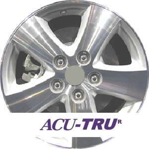 "17"" Dodge Journey Wheel Rim - 2372"