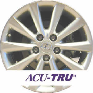 "17"" Lexus IS250, IS350 Wheel Rim - 17471"