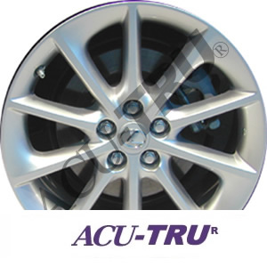 "17"" Lexus CT200h Wheel Rim - 74257"
