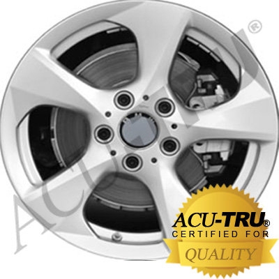 17x7.5 BMW 135i Wheel Rim - 17818, 98530 rear