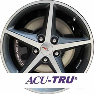 "18"" Chevrolet Corvette Wheel Rim - 18715"