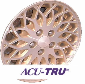 "16"" Chrysler Town & Country Wheel Rim - 2095u55"
