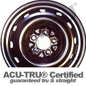16x6.5 Chrysler, Dodge Steel Wheel Rim - 2153