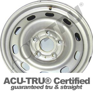 17x7 Dodge Ram 1500 Steel Wheel Rim - 2161, 2215