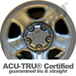 17x8 Dodge Steel Wheel Rim - 2162