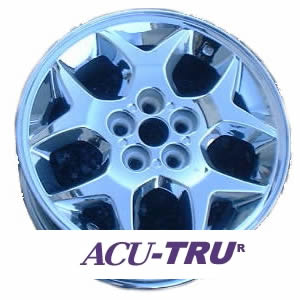 "15"" Plymouth Neon Wheel Rim - 2176"