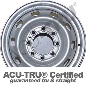 17x7.5 Dodge 2500, 3500 Steel Wheel Rim - 2185, 2312