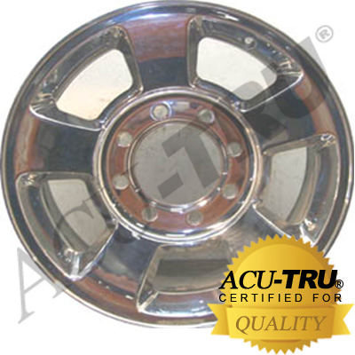 "17"" Dodge Ram 1500, 2500, 3500 Wheel Rim - 2187 polished"