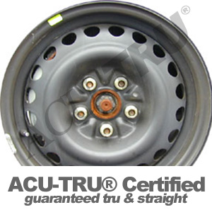 14x5.5 Dodge Neon Steel Wheel Rim - 2192
