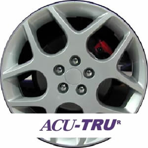 "17"" Dodge Neon, Chrysler PT Cruiser Wheel Rim - 2196"