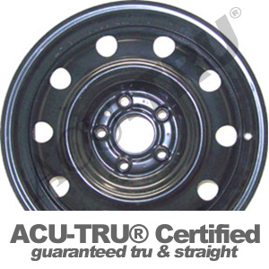 16x6.5 Compass, Patriot, Avenger Steel Wheel Rim - 2283, 9088