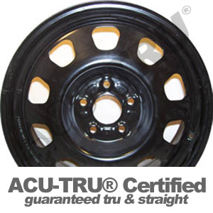 17x6.5 Jeep Compass, Dodge Caliber Steel Wheel Rim - 2288