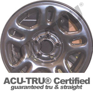 16x7 Dodge Nitro Steel Wheel Rim - 2302