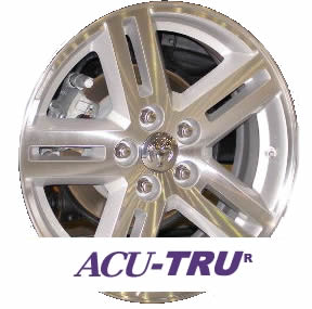 "17"" Dodge Avenger Wheel Rim - 2308, 2390 machined"