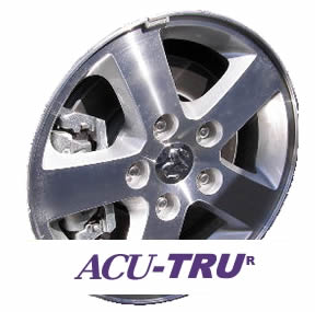 "16"" Dodge Caravan Wheel Rim - 2334 machined"