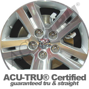 "17"" Dodge Caravan Wheel Rim - 2335, 2398 mf"