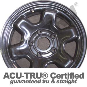 17x7 Dodge Dakota, Durango Steel Wheel Rim - 2339