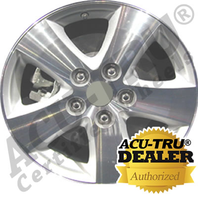 "17"" Dodge Journey Wheel Rim - 2372, 2421"