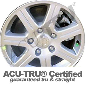 16x6.5 Chrysler Town and Country Wheel Rim - 2400