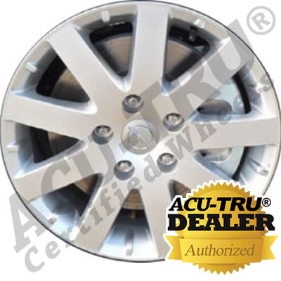 17x6.5 Chrysler Town and Country Wheel Rim - 2401