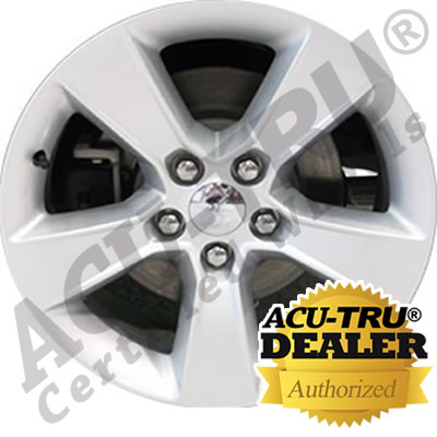 17x7 Dodge Charger Wheel Rim - 2405