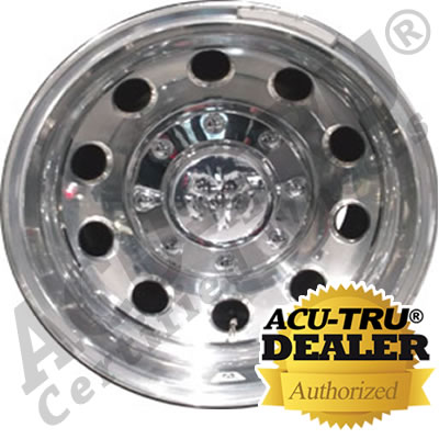 17x6 Dodge Ram 3500 Wheel Rim - 2415 rear
