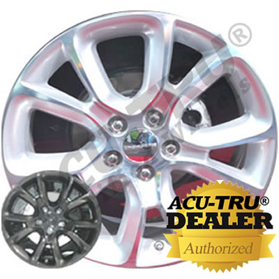 18x7 Dodge Avenger, Chrysler 200 Wheel Rim - 2435, 98310