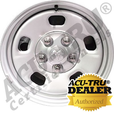 17x7 Dodge Ram 1500 Steel Wheel Rim - 2449