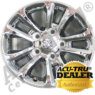 17x7 Dodge Ram 1500 Wheel Rim - 2452