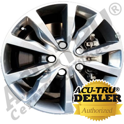 18x8 Dodge Durango Wheel Rim - 2492