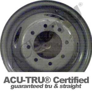 16x6 Ford F350 Steel Wheel Rim - 3336