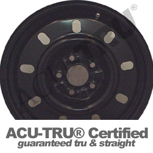 16x6 Windstar, Sable, Taurus Steel Wheel Rim - 3382