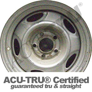 15x6.5 Ford Ranger Steel Wheel Rim - 3402