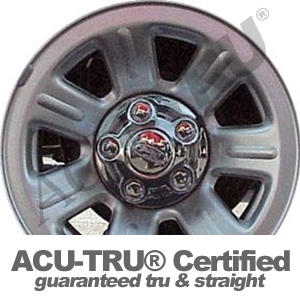 15x7 Ford, Mazda Steel Wheel Rim - 3404