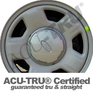 15x6.5 Tribute, Escape Steel Wheel Rim - 3426