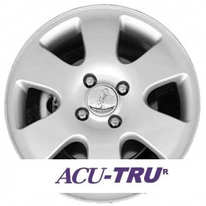 "16"" Ford Focus Wheel Rim - 3437, 3438 machined"
