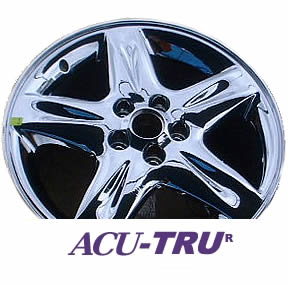 "17"" Lincoln LS Wheel Rim - 3445A, 3372u85"