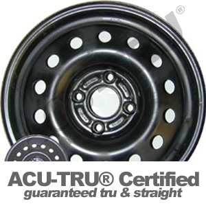 15x6 Ford Focus Steel Wheel Rim - 3534
