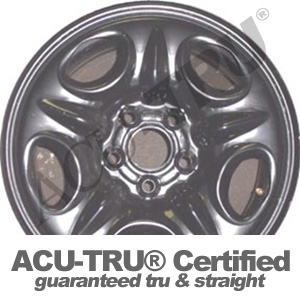 16x6 Ford Freestar Steel Wheel Rim - 3543