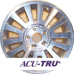 "17"" Mercury Sable Wheel Rim - 3697"