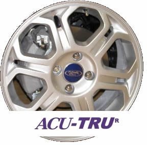 "16"" Ford Focus Wheel Rim - 3704"