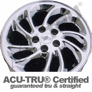 "16"" Lincoln Mark Series Wheel Rim - 3718, 3719 u85"