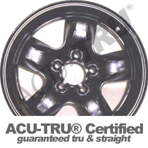 16x7 Ford Mustang Steel Wheel Rim - 3758