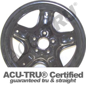 17x7.5 Ford Fusion, Mercury Milan Steel Wheel Rim - 3796