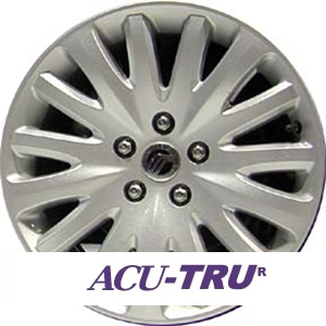 "17"" Ford Fusion, Mercury Milan Wheel Rim - 3799"